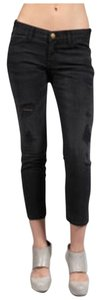 Current/Elliott Current Elliott Skinny Jeans-Dark Rinse