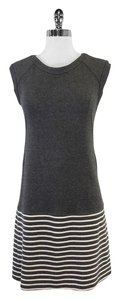 Yoana Baraschi short dress Grey Sleeveless on Tradesy