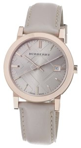 Burberry Burberry City Women's BU9014 Tan Leather Strap Watch