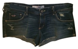 Hollister Shorts Blue