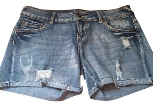 Wet Seal Shorts Blue