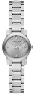 Burberry Burberry Classic Silver Dial Stainless Steel Ladies Watch BU9230
