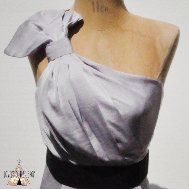 BCBGMAXAZRIA One Exposed Back Backless Small Dress