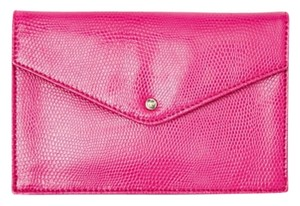 Diane von Furstenberg Leather Envelope Wallet