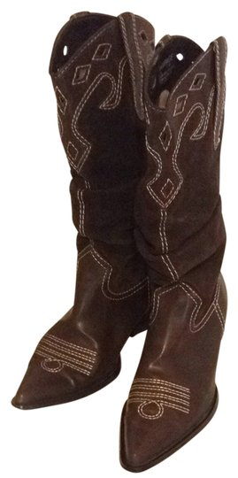 Rampage Brown/chocolate Boots