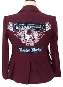 Rock & Republic Wine Blazer