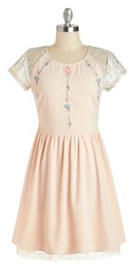 Modcloth short dress Light pink on Tradesy
