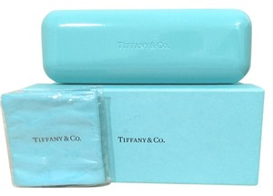 Tiffany & Co. New Tiffany & Co. Eyeglasses CASE in Box with Cleaning Cloth