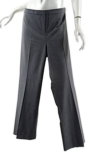 Loro Piana Wool Stretch Trouser Pants Grey