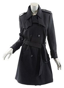 Balenciaga Water Repellent Trench Trench Coat
