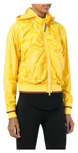adidas By Stella McCartney Adidas By Stella McCartney Yellow Run Perf Women Windbreaker Jacket