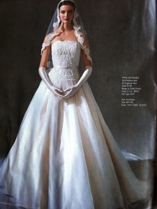 Oleg Cassini Oleg Cassini 9158 Wedding Dress Wedding Dress