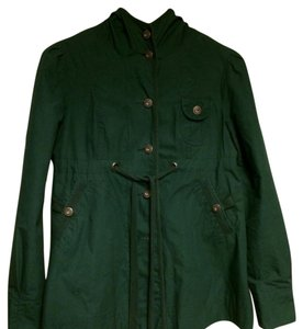 BB Dakota Dark Green Jacket
