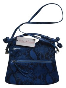 Pietro Alessandro Satchel in Blue