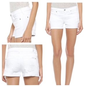 7 For All Mankind Shorts Shorts Denim Shorts