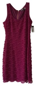 Guess short dress Wine on Tradesy
