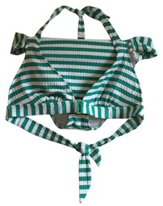 Victoria's Secret Victoria's Secret Striped Full Bikini