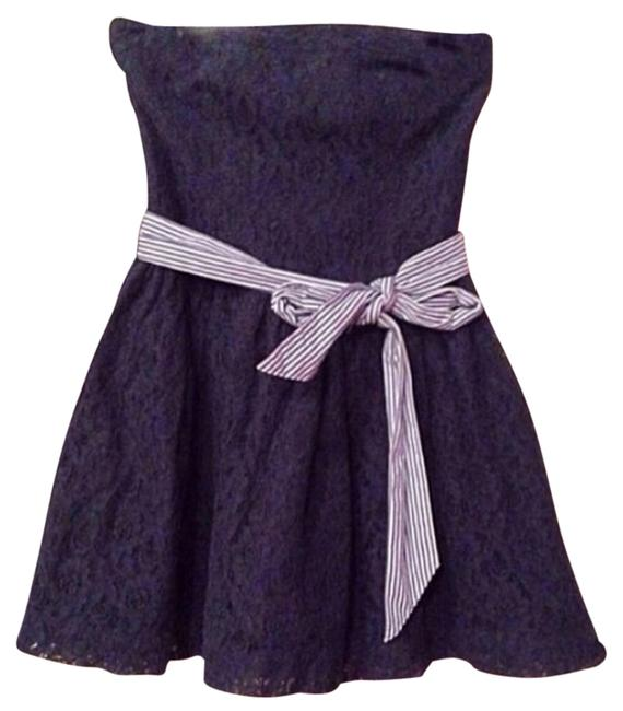 Abercrombie & Fitch short dress Navy Tube Top Af on Tradesy