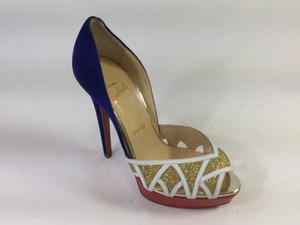 Christian Louboutin Ekaia Multicolored Pumps