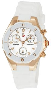 Michele Michele MWW12D000015 women's Tahitian Jelly Bean Rose Gold Analog Watch