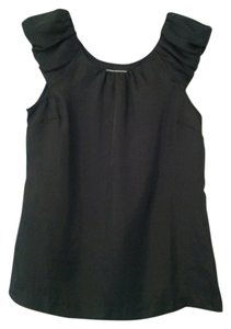 Express Blouse Dressy Going Out Top Black