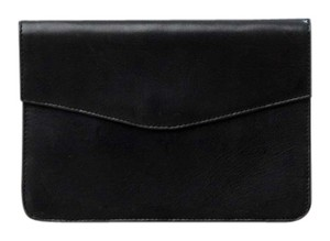 Vere Verto Convertible Hip Hippack City Urban Small Black Clutch