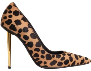 Tom Ford Valentino Dior Chanel Celine Leopard Hair Pumps