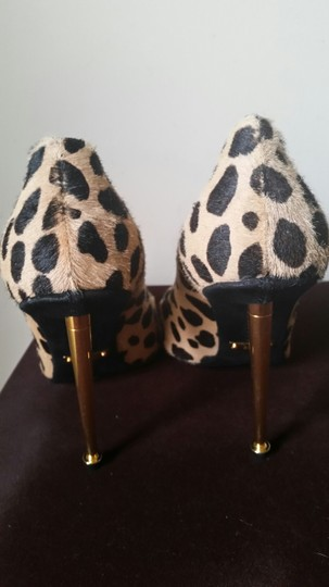 Tom Ford Valentino Dior Chanel Leopard Hair animal print Pumps