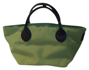 Herve Chapelier Tote in Green
