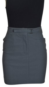 bebe Mini Skirt Grey