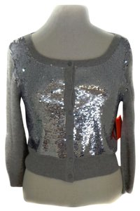 Erin Fetherston Sequin Knit Cardigan