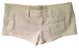 Hollister Shortalls Shorts White