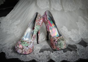 Bordello Wedding Shoes