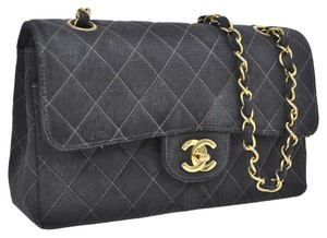 Chanel Quilted Double Flap 2.55 Shoulder Bag