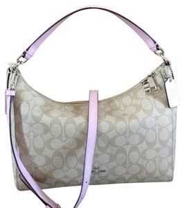 Coach Convertible Hobo Cross Body Bag