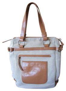 BCBGMAXAZRIA Diaper Tote in Two-tone
