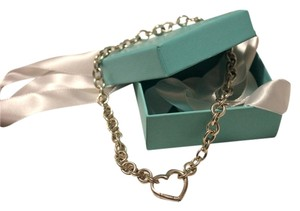 Tiffany & Co. Tiffany & Co - Heart Necklace - Sterling Silver