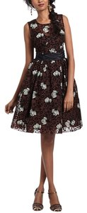 Plenty by Tracy Reese Fit And Flare Flowers Dress