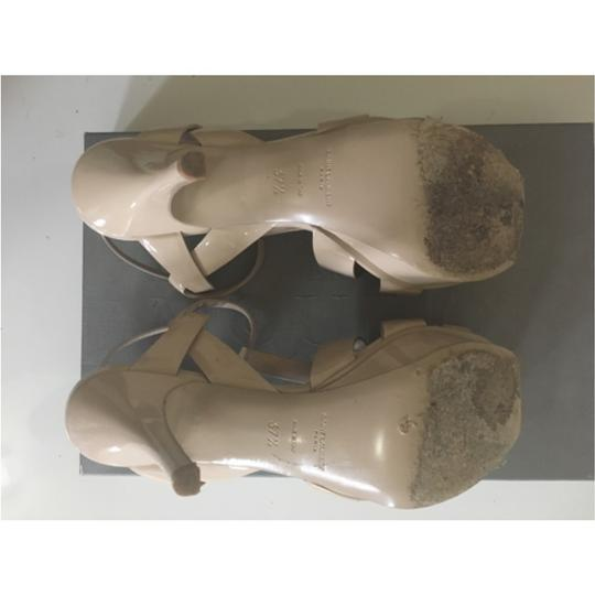 Saint Laurent Nude Sandals Image 3