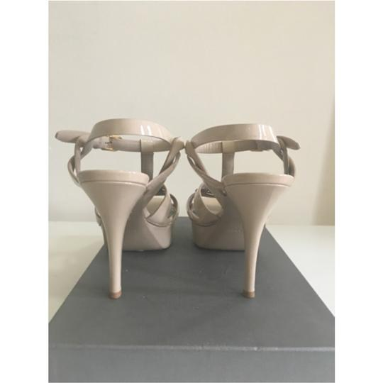 Saint Laurent Nude Sandals Image 4