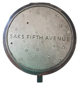 Saks Fifth Avenue Saks Fifth Avenue Double Mirror Compact