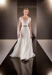 Martina Liana 574 Wedding Dress