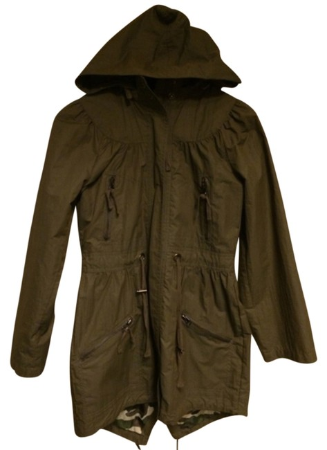 Item - Military Green Jacket Size 4 (S)