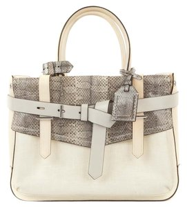 Reed Krakoff Satchel in Cream