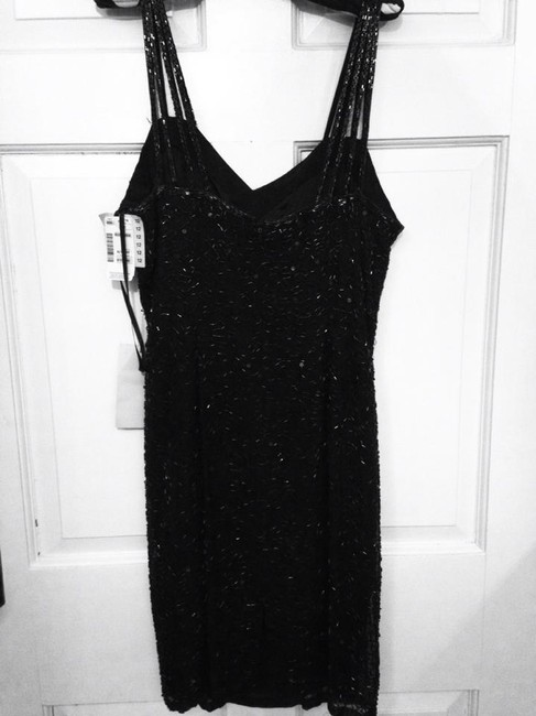 Nightline Beaded Evening Dress
