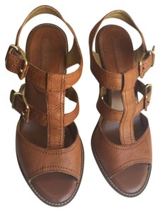 Banana Republic Whiskey/light brown Sandals