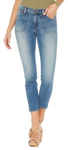 Lucky Brand Straight Leg Jeans-Light Wash