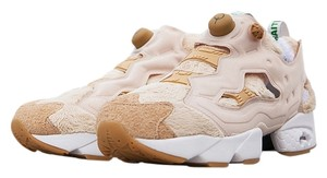 Reebok Special Edition Limited Edition Collaboration Sneakerhead Ted 2 Wheat/Taffy/White/Brown Athletic