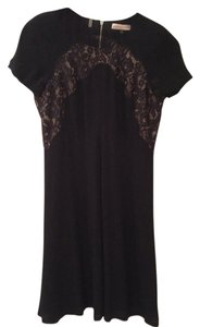 Rebecca Taylor Lbd Lacy Kneelength Dress