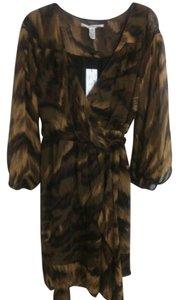 Diane von Furstenberg Dvf Kara Wrap Dress